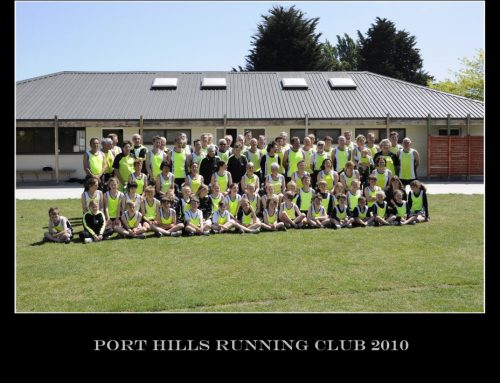 Port Hills Athletic Club – Notice of Annual Meeting 2020