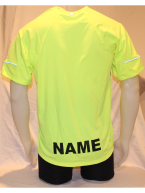 Mens Performance Tee Fluro