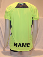 Womens Performance Tee - Fluro